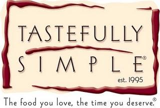 tastefully simple magazine